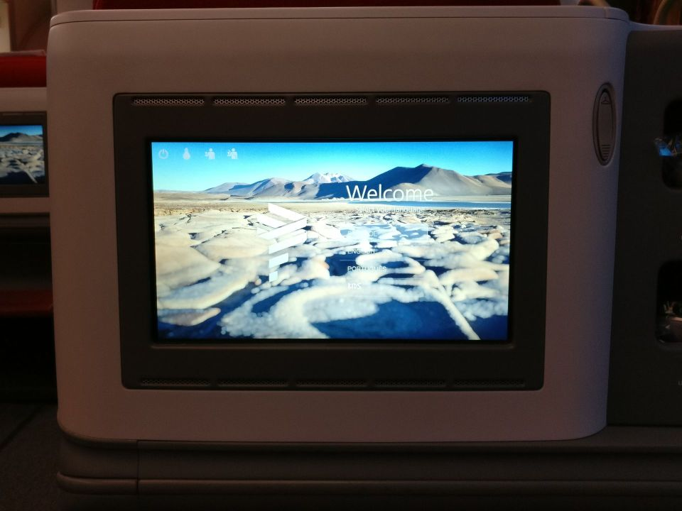 LATAM Business Class Boeing 787-9 Seat 5