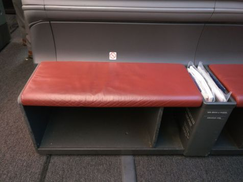 LATAM Business Class Boeing 787-9 Seat