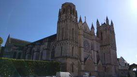 Poitiers Cathedral