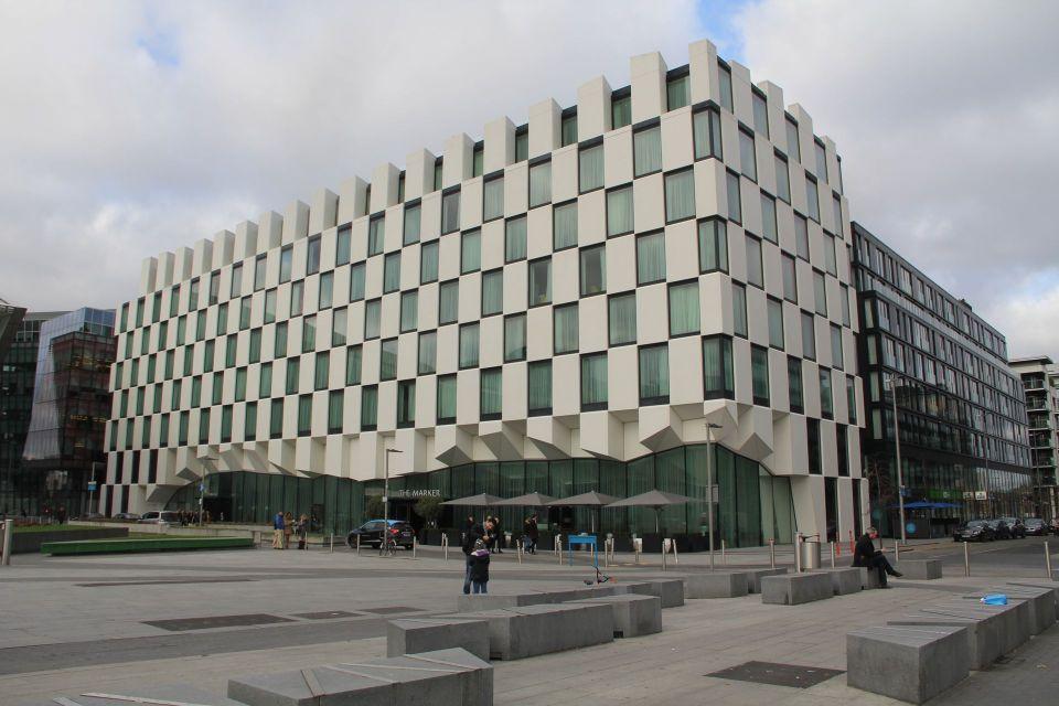 The Marker Dublin Exterior