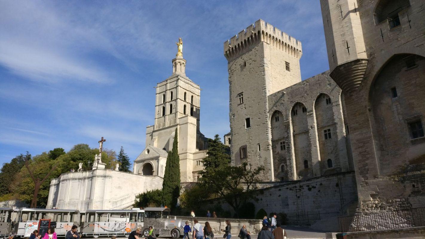 Avignon Palais des Papes