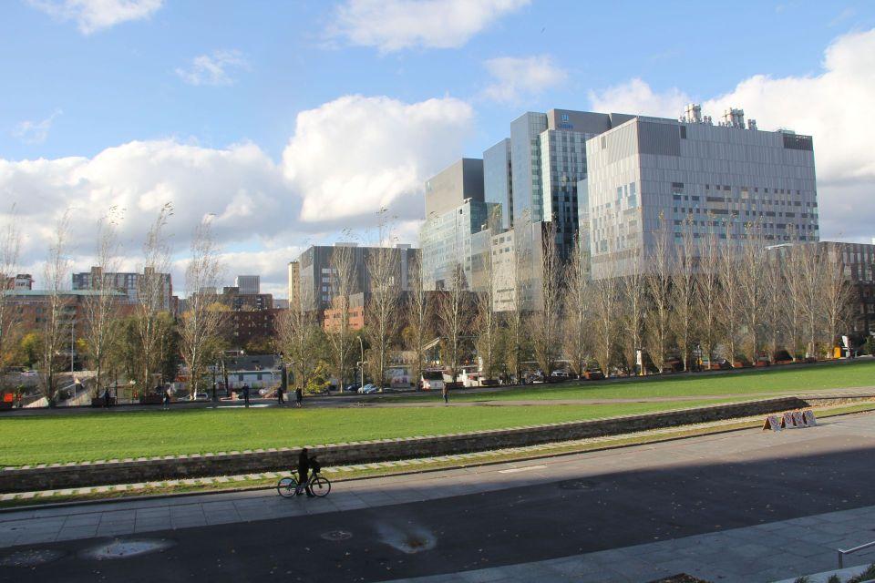 Champs de Mars Montreal