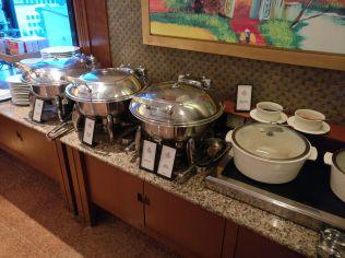 Hilton Hanoi Opera Breakfast