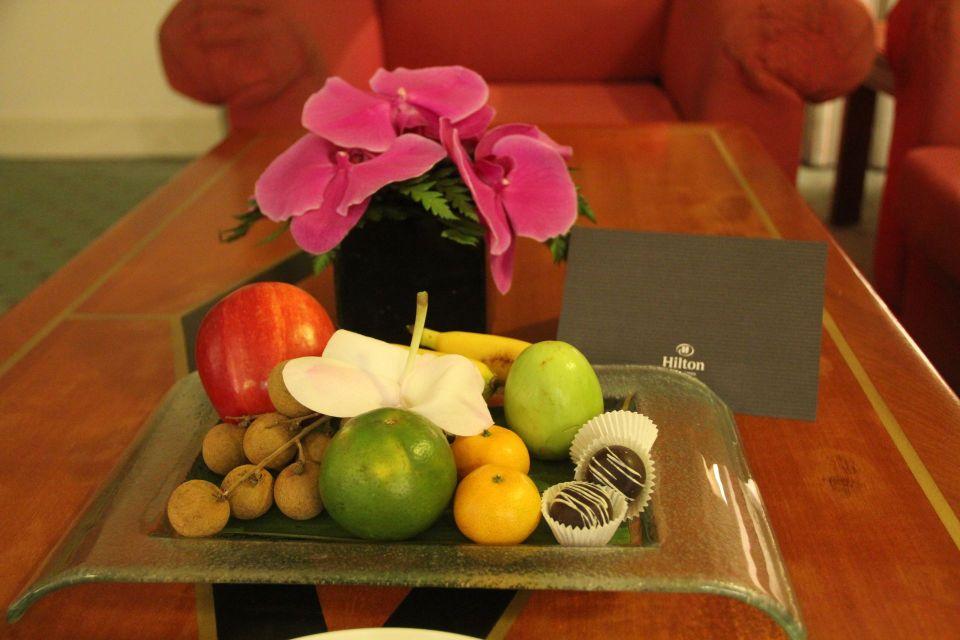 Hilton Hanoi Opera Welcome Gift