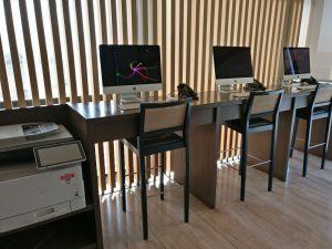 LATAM Lounge Santiago Business Center