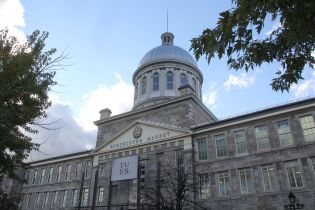 Marche Bonsecours Montreal