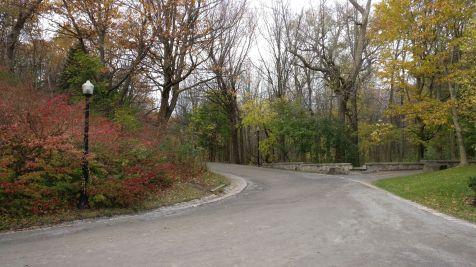 Montreal Mont Royal Parc