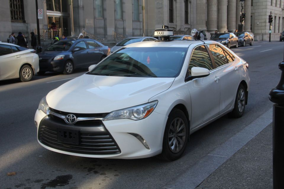 Montreal Taxi
