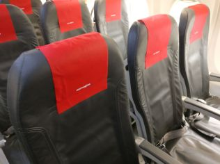 Norwegian Economy Class Seating