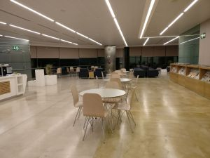 Puerta del Sol Lounge Madrid Seating