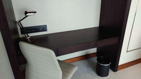 Hilton Bomonti Istanbul Executive Suite Living Room