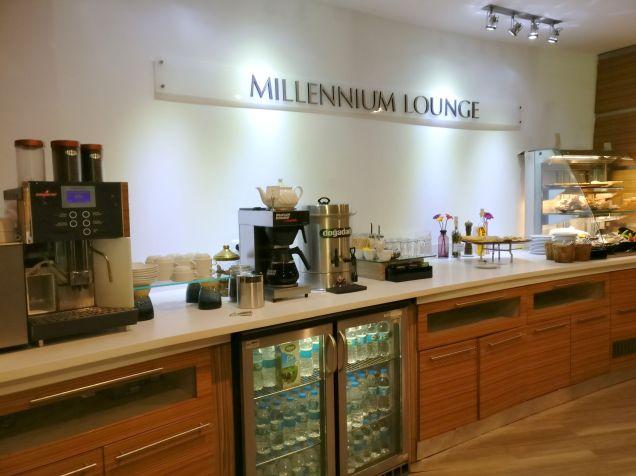 Millenium Lounge Ankara Buffet