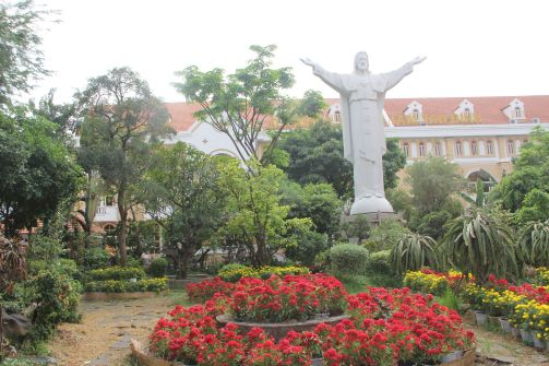 Tan Dinh Church Saigon