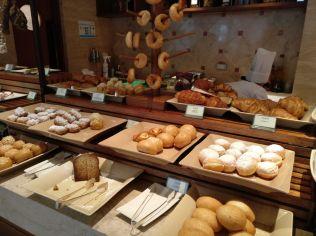 The Peninsula Manila Breakfast
