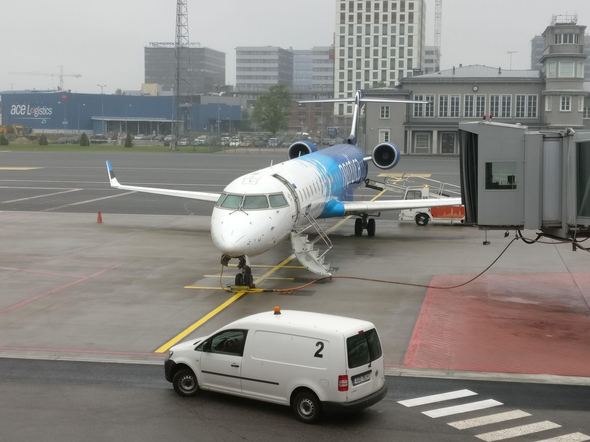 Nordica CRJ 900