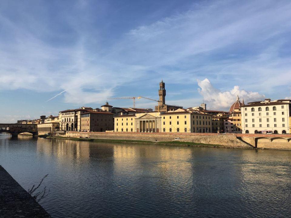 Florence Arlo River