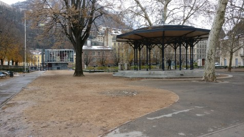 Grenoble City Garden