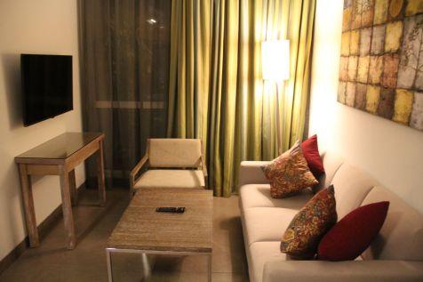 Hilton Garden Inn Bali Airport One Bedroom Suite