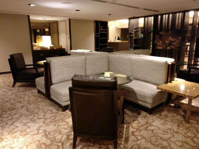 Hilton Petaling Jaya Executive Lounge