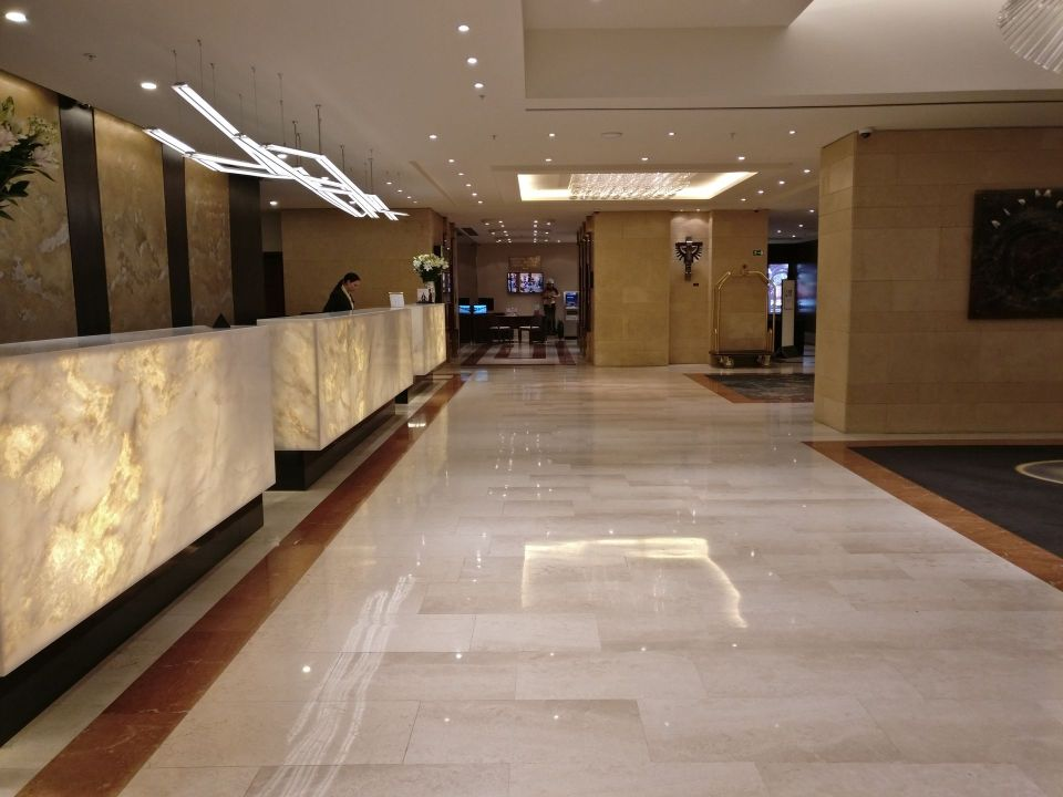 InterContinental Prague Lobby