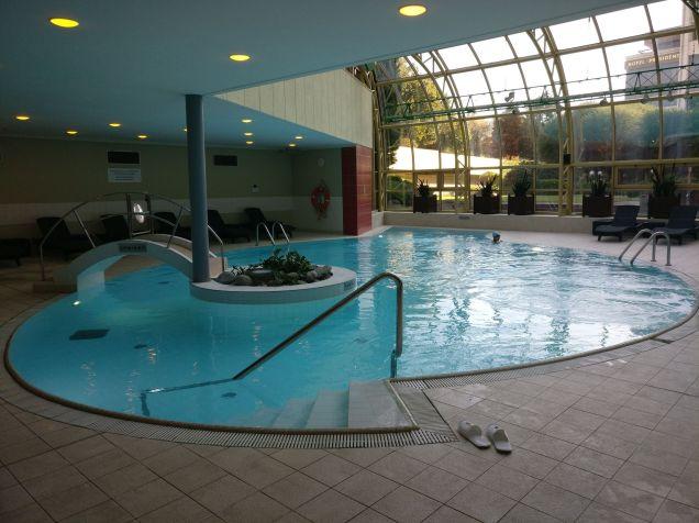 InterContinental Prague Pool