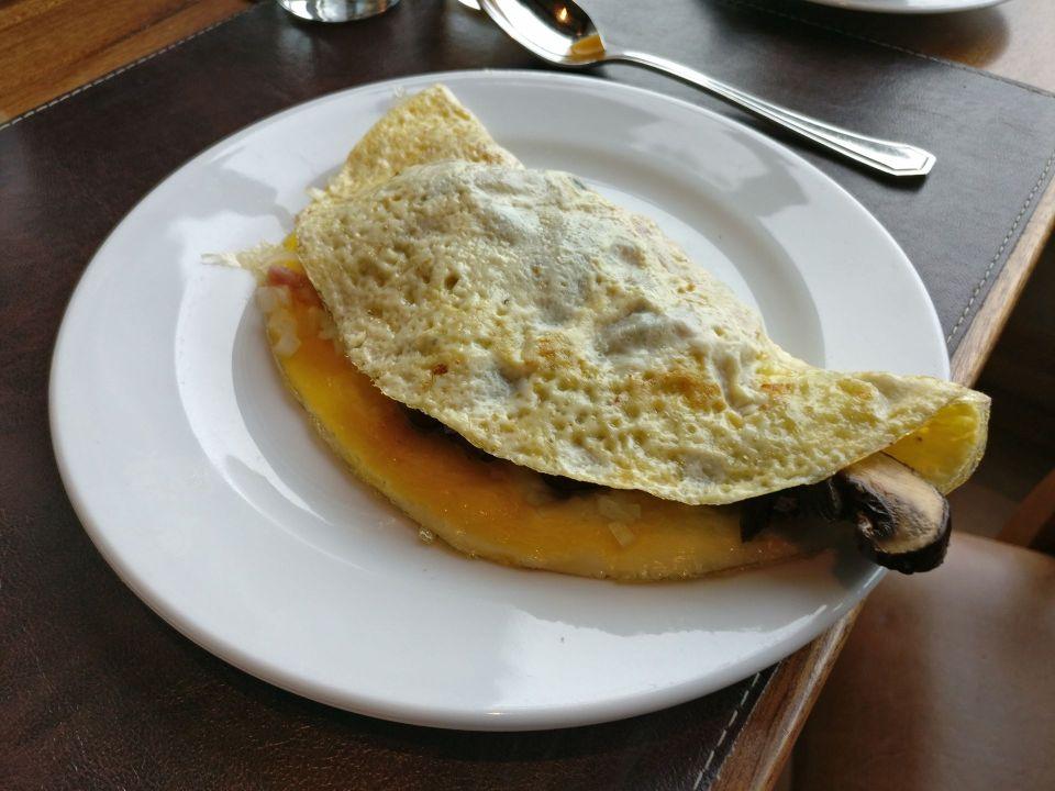 Arakur Resort Ushuaia Breakfast