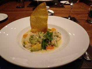 Arakur Resort Ushuaia Dinner