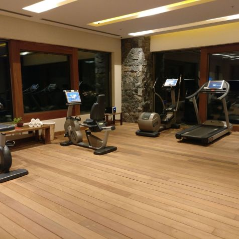 Arakur Resort Ushuaia Gym