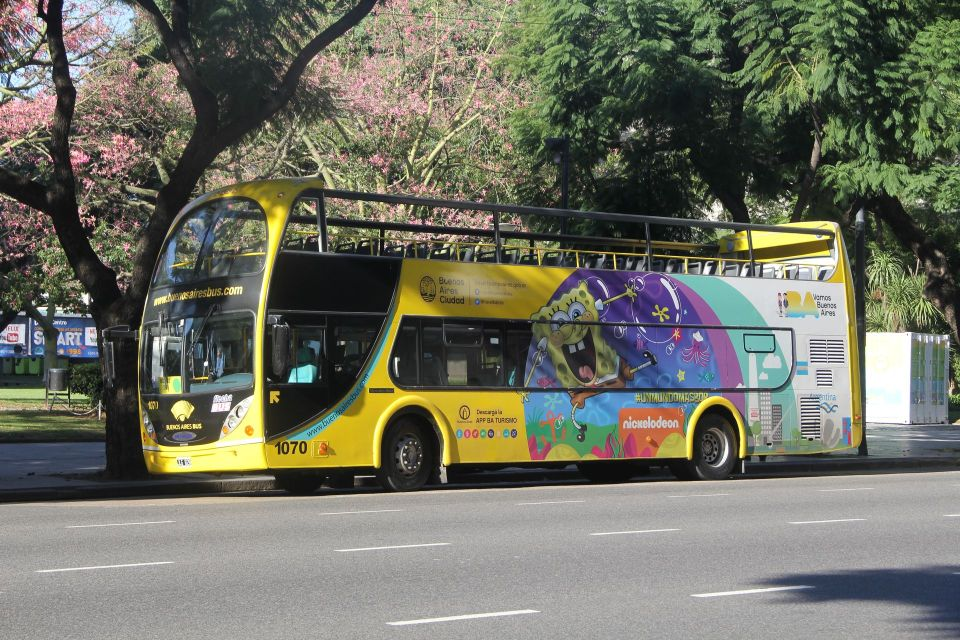 Buenos Aires Sightseeing Bus