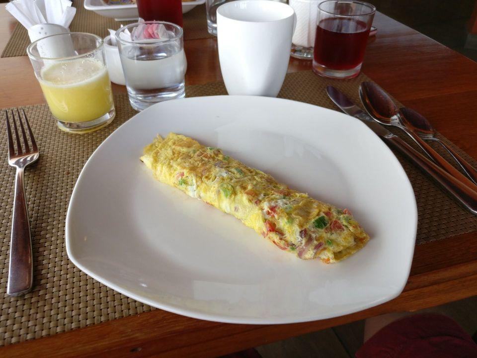 DoubleTree Zanzibar Stone Town Breakfast