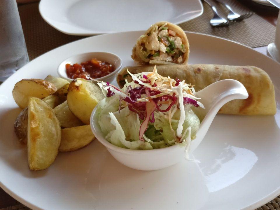 DoubleTree Zanzibar Stone Town Lunch