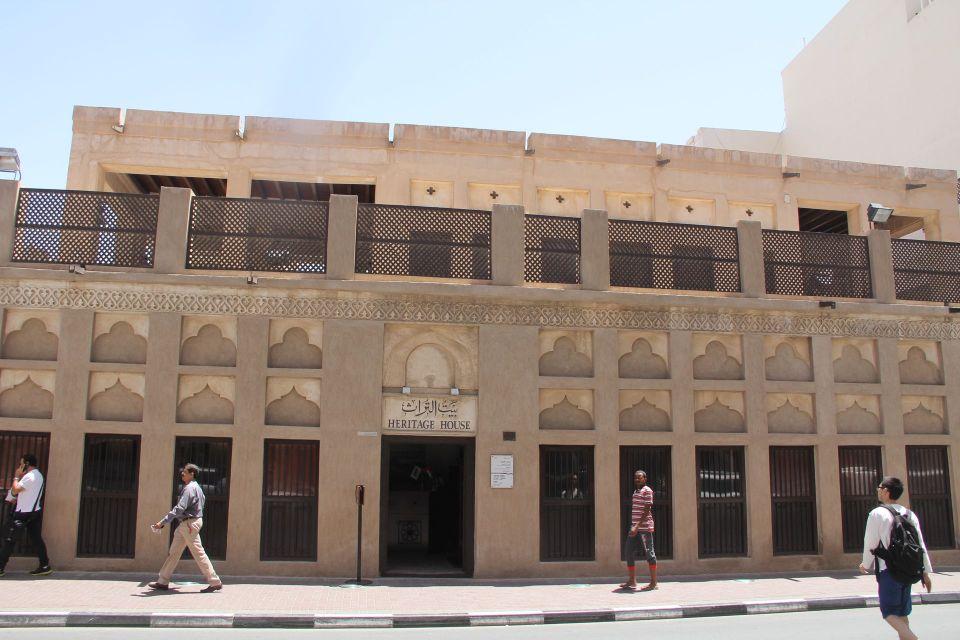Dubai Heritage House