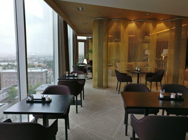 Hilton Tallinn Park Executive Lounge