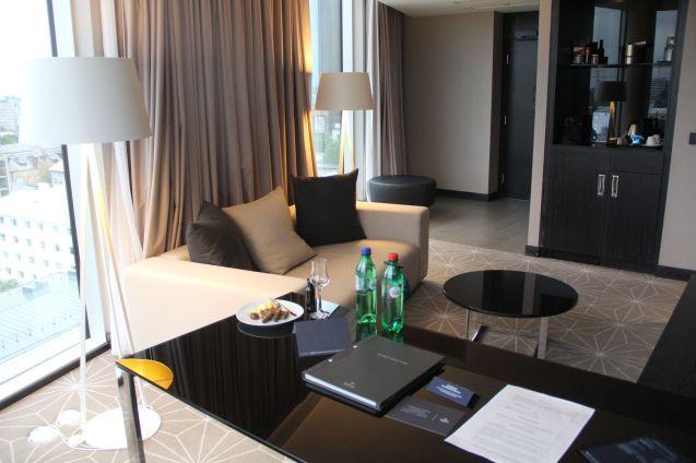 Hilton Tallinn Park One Bedroom Suite