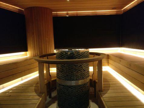 Hilton Tallinn Park Sauna