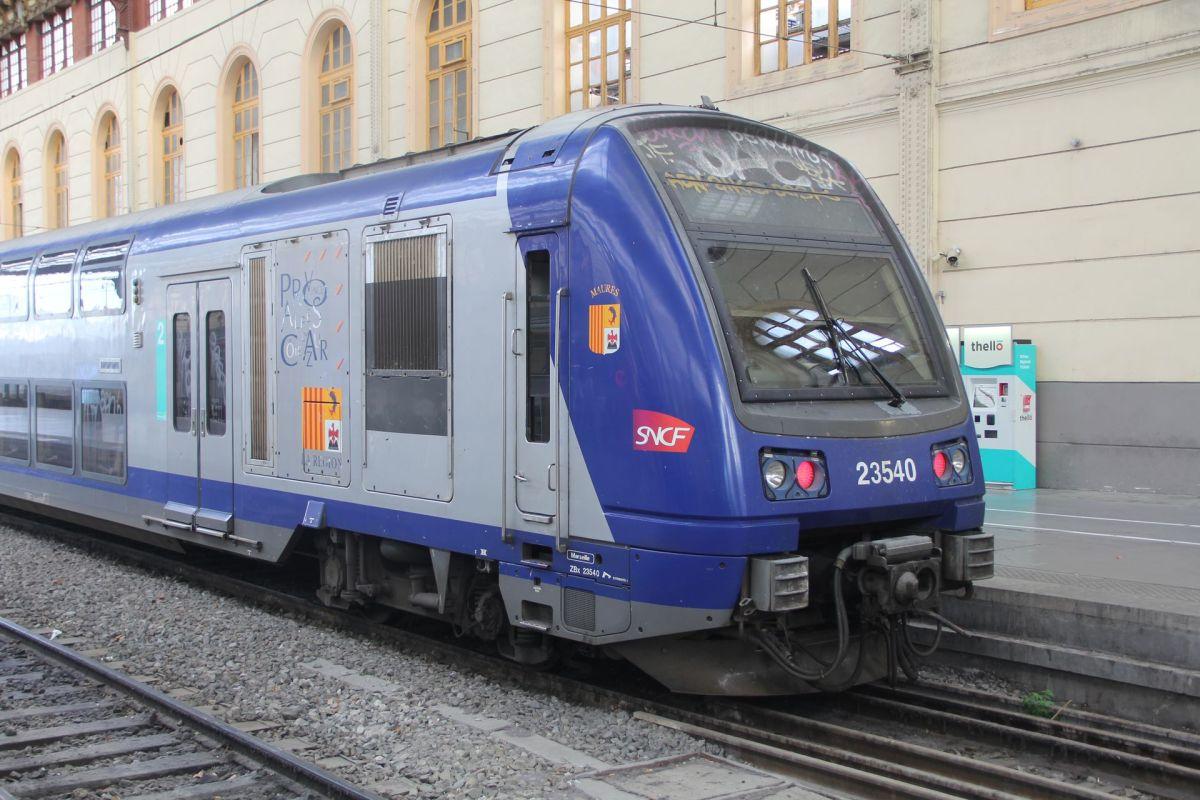 Marseille TER