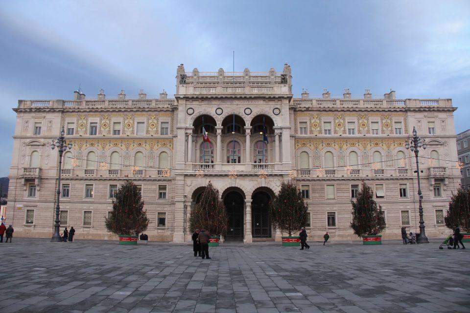 Palazzo del Governo Trieste