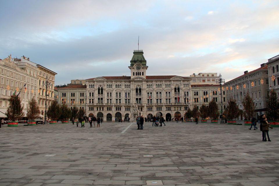 Piazza Unita Trieste