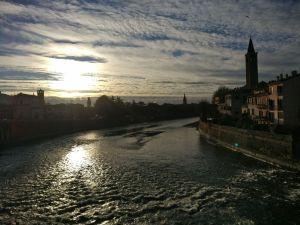Running in Verona