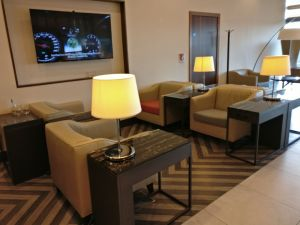 Singapore Airlines Lounge London Heathrow Seating