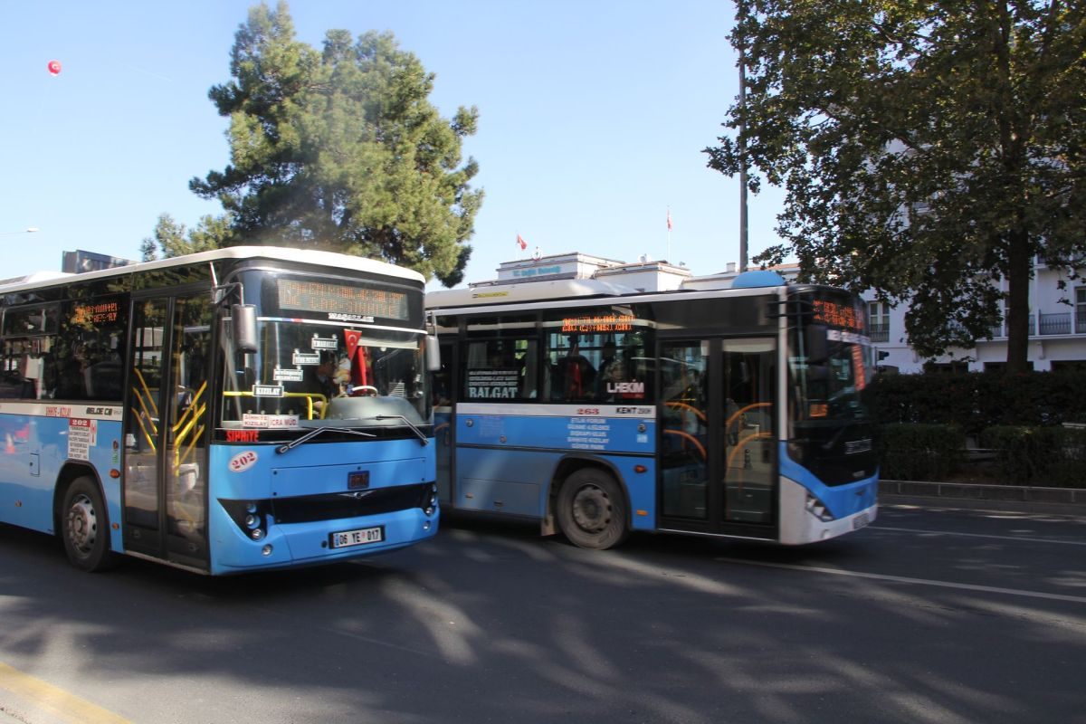 Buses Ankara