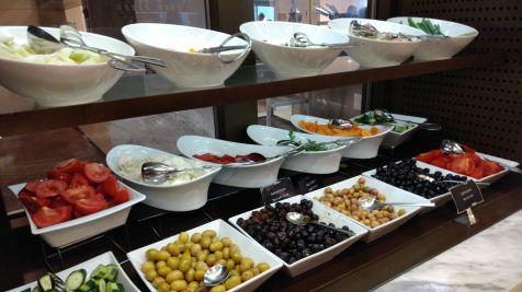 Conrad Istanbul Breakfast