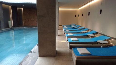 Conrad Istanbul Indoor Pool