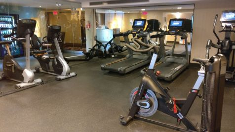 InterContinental Montreal Gym
