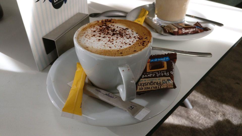 Novotel Avignon Centre Gare Coffee