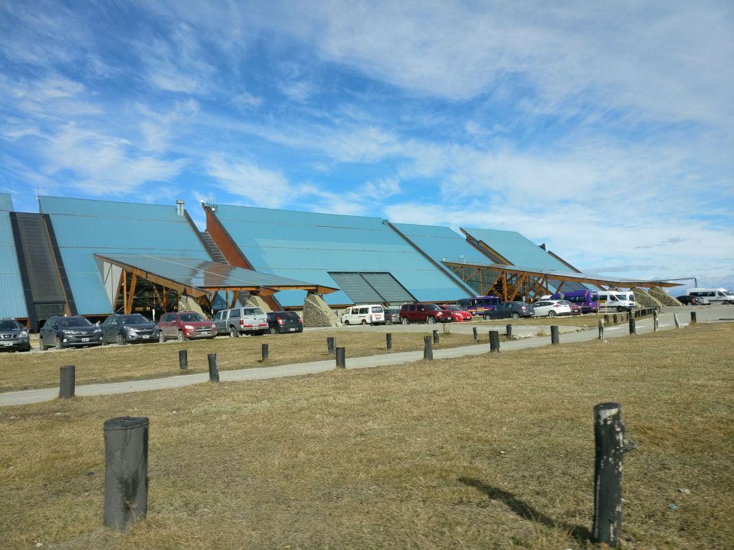 Ushuaia Airport Exterior