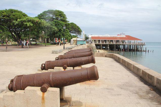 Zanzibar Stone Town Forodhani Gardens