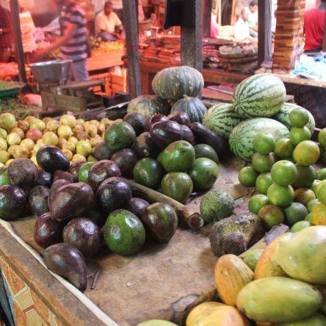 Zanzibar Stone Town Market