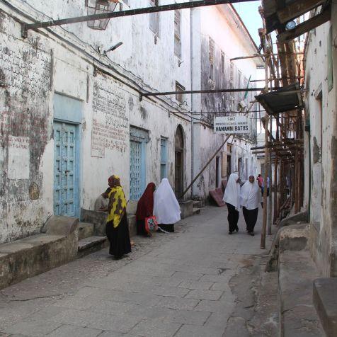 Zanzibar Stone Town Streets