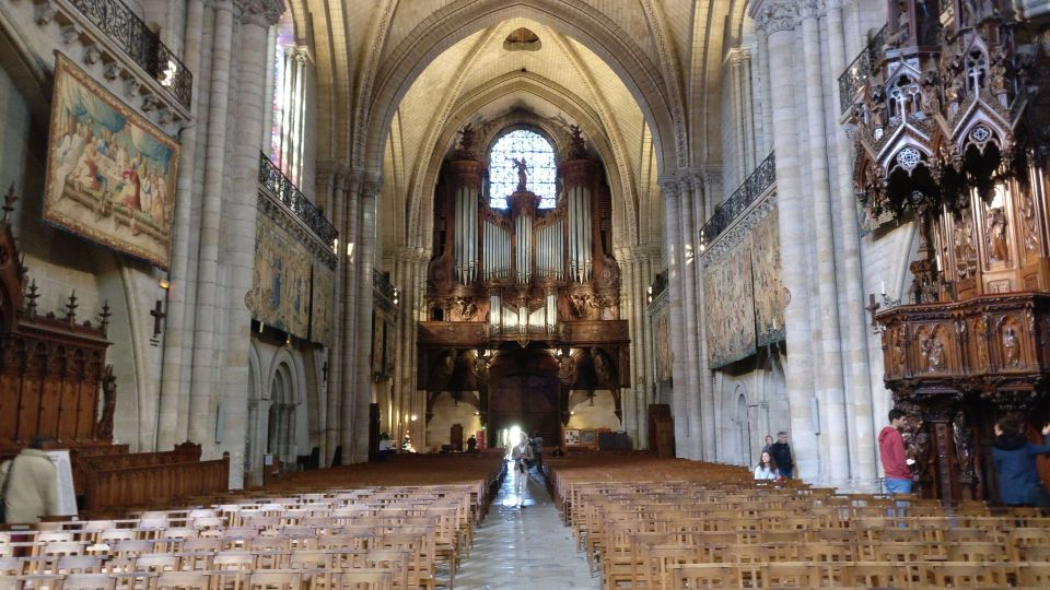 Cathedrale d'Angers